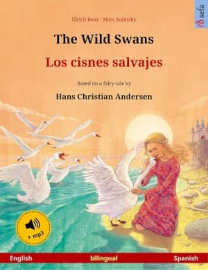 Book cover 'Wild swans'